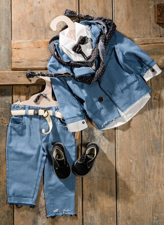#blue2piece #littleman #christeningboy